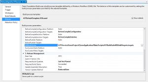 Release Management mit dem Team Foundation Service