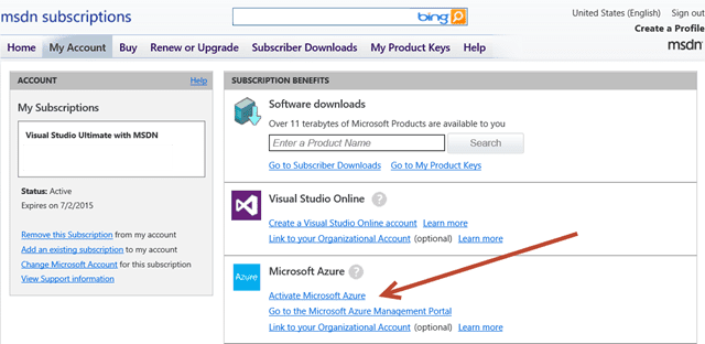 MSDN Subscription