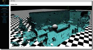 HoloLens Device Portal: Das Webportal der HoloLens inklusive Einsicht in die 3D-Welt