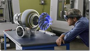 HoloLens: 3D-App