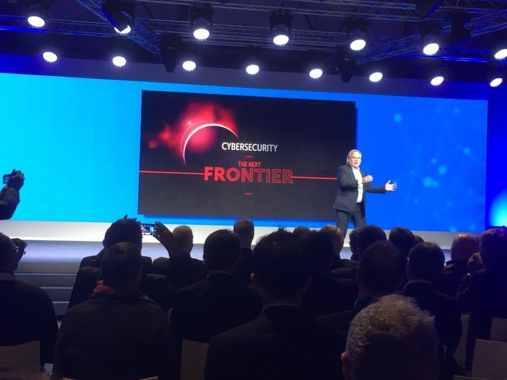 Eugene Kaspersky spricht über Cybersecurity