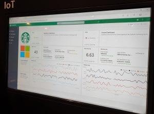 Starbucks IoT